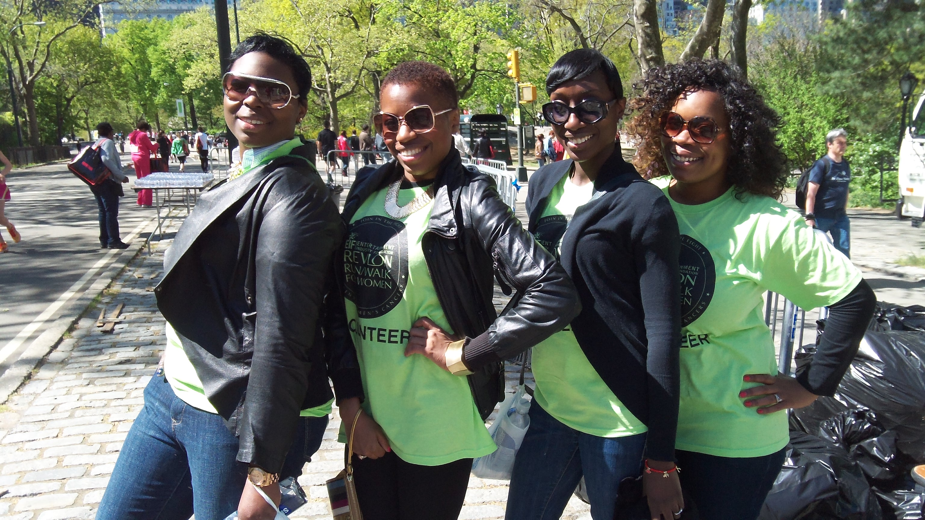 Embrace Her Community Launches at the Revlon Run/Walk!