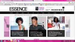Featured on ESSENCE.com, August 2015