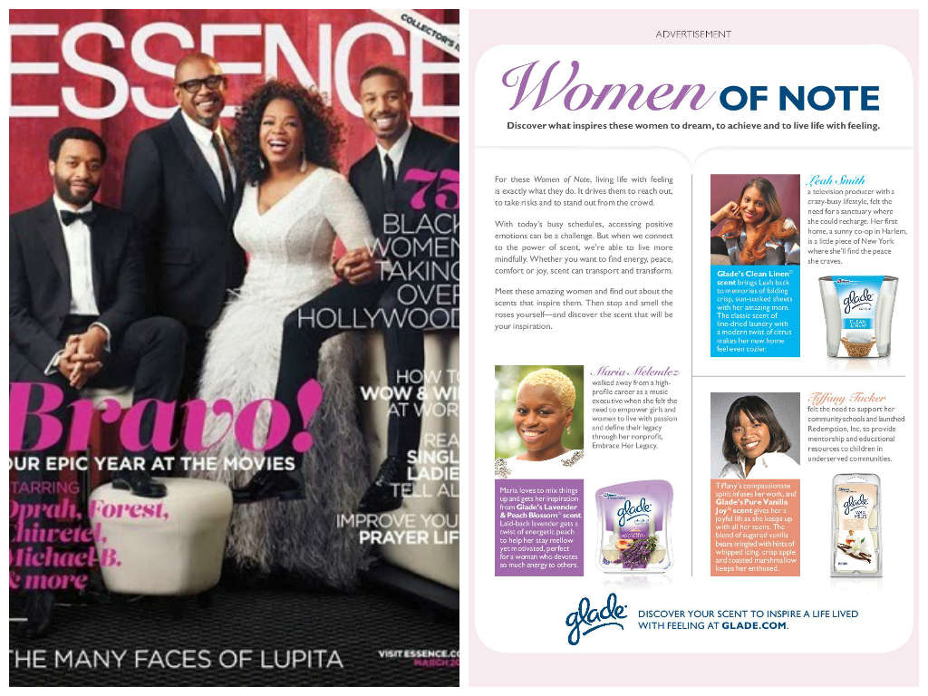 Our Founder Featured in ESSENCE Magazine!