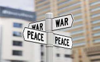 Why You Can't Build Peace With People Who Have War On Their Hearts