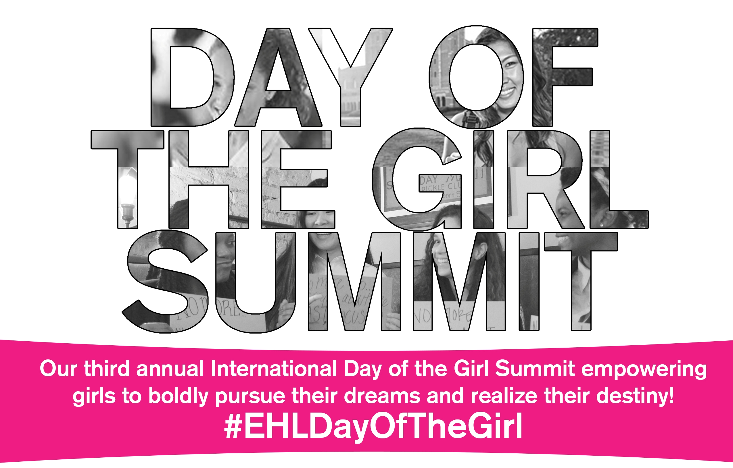 Event Recap: Our 3rd Annual Day of the Girl Summit!
